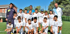 Real Madrid Football Camp